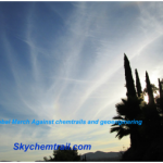 Support Global march Against Chemtrails and Geoengineering